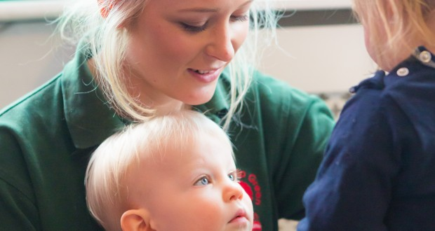 All of our staff create really strong bonds with the children at our nurseries. Through excellent parental partnership we have developed a two way sharing of information which supports each child in our care.